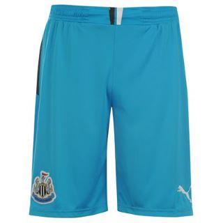 2013-14 Newcastle Away Goalkeeper Shorts (Kids)