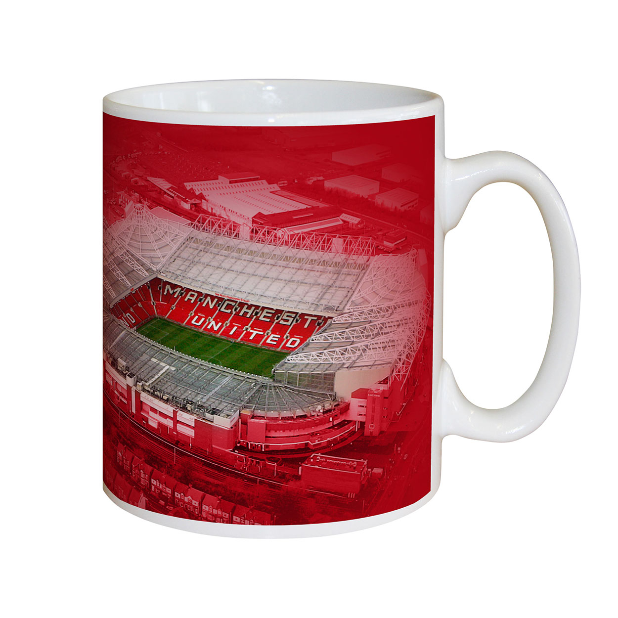 Personalised Manchester United Old Trafford Mug