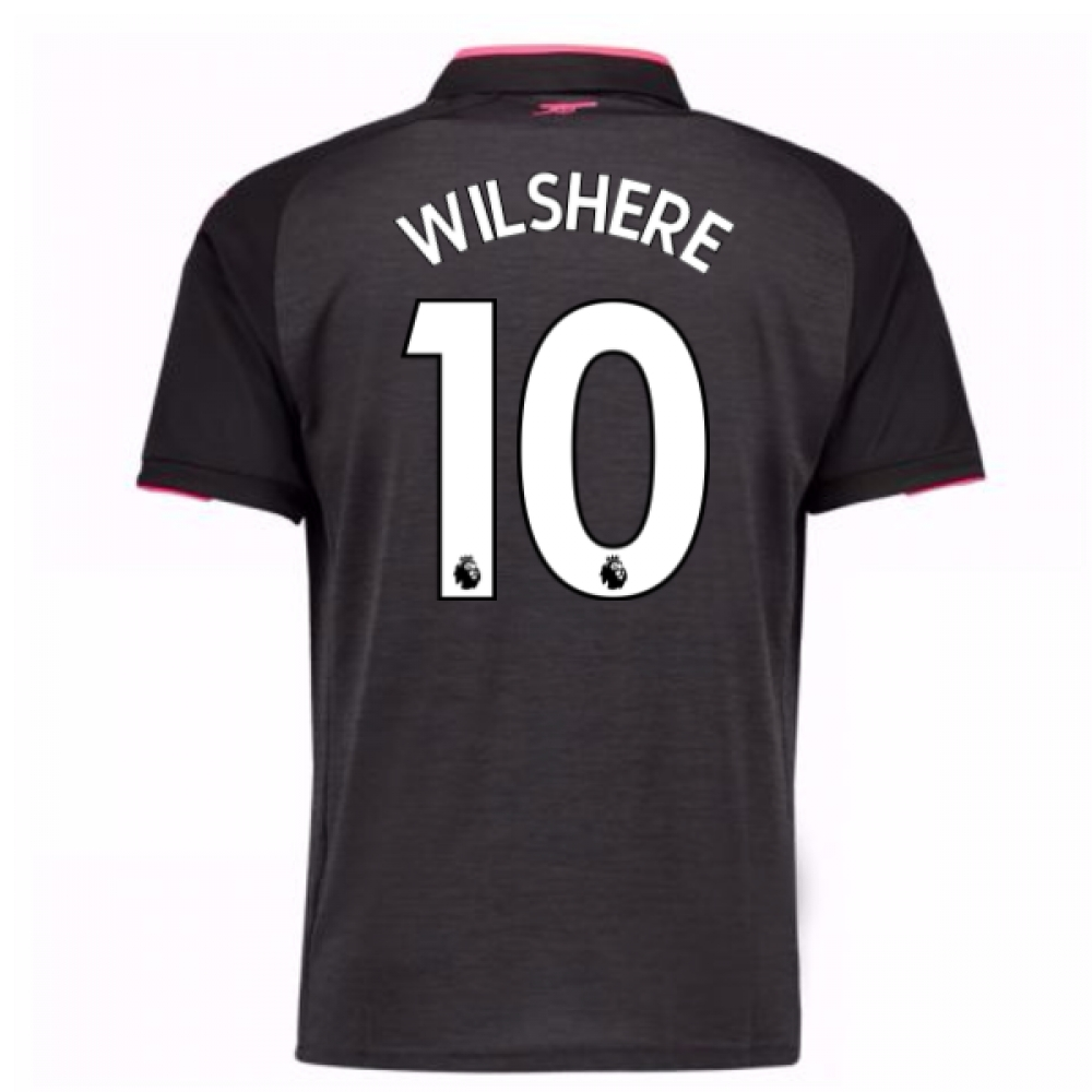 2017-18 Arsenal Third Shirt (Wilshere 10)