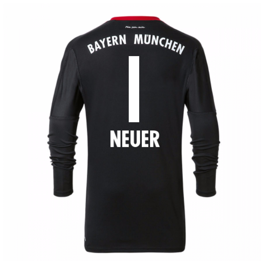 2017-18 Bayern Munich Home Goalkeeper Shirt (Neuer 1)