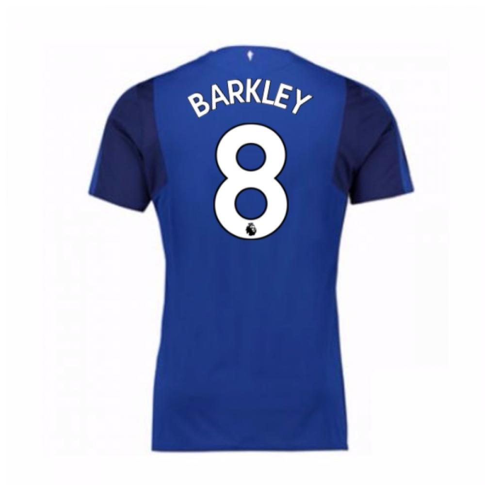 2017-18 Everton Home Shirt (Barkley 8)