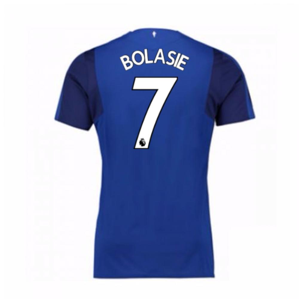2017-18 Everton Home Shirt (Bolasie 7)
