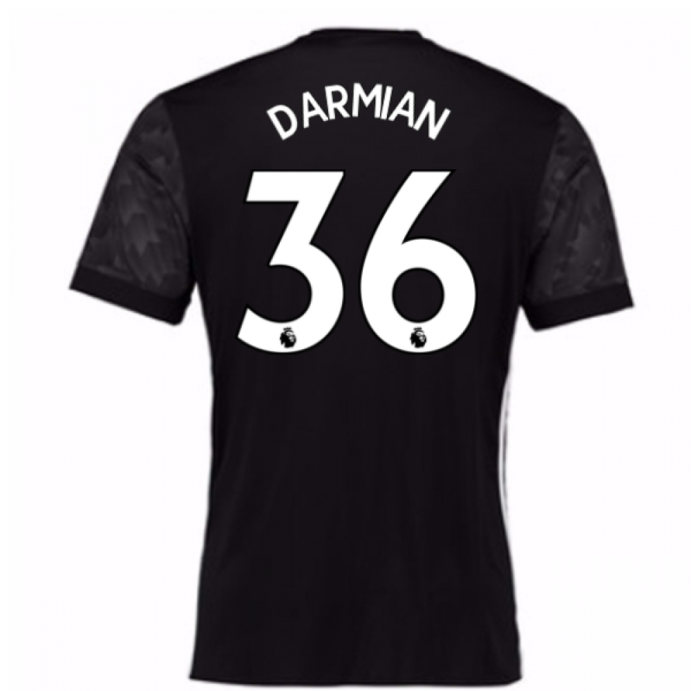 2017-18 Man Utd Away Shirt (Kids) (Darmian 36)