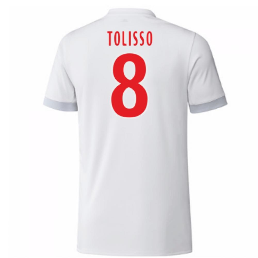 d08bf12b8a 2018-19 Bayern Munich Third Football Soccer T-Shirt Trikot Corentin Tolisso  24 UKSoccershop
