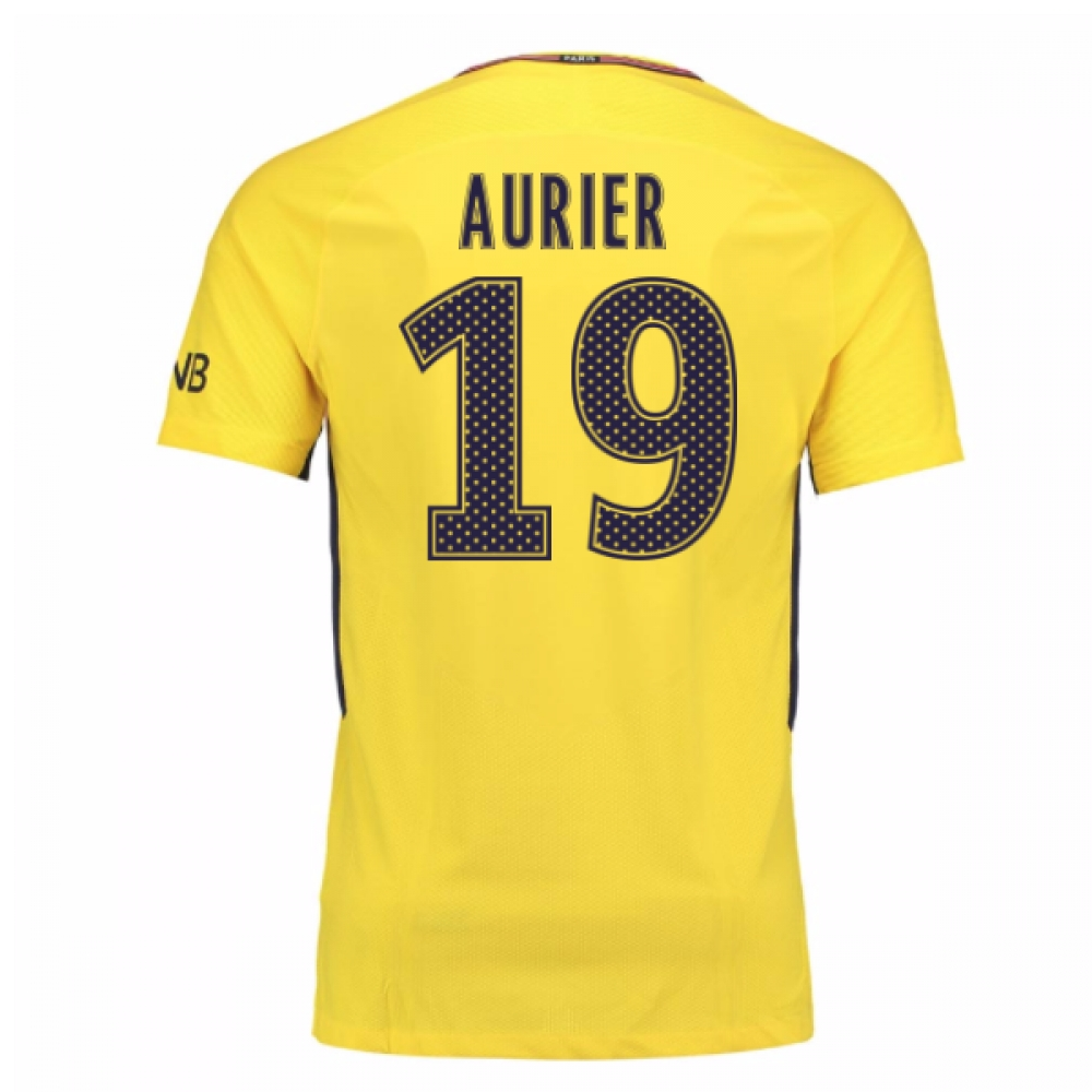 2017-18 PSG Away Shirt (Aurier 19)