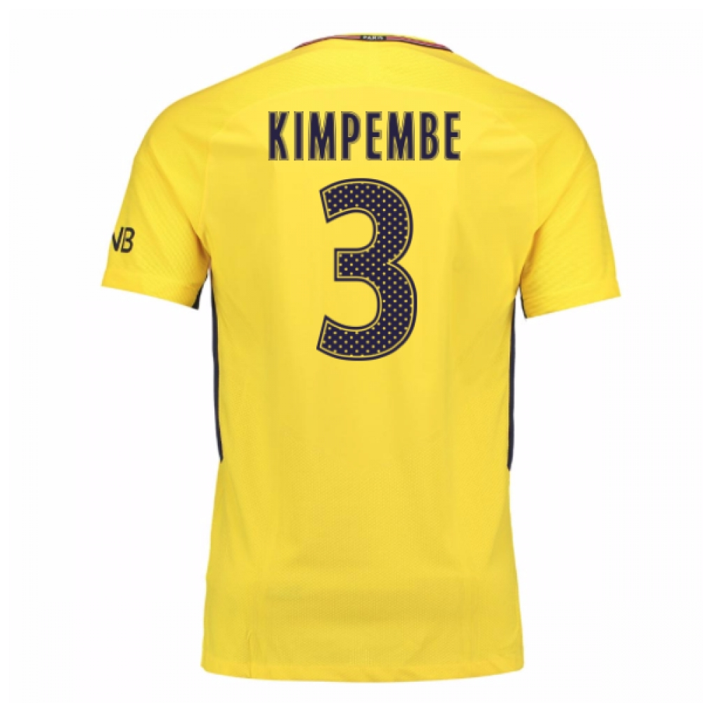 2017-18 PSG Away Shirt (Kimpembe 3)