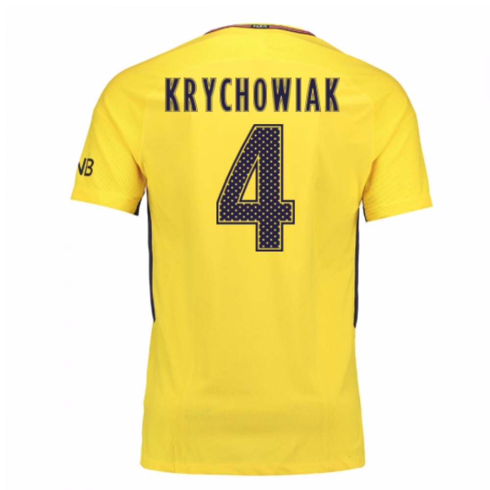 2017-18 PSG Away Shirt (Krychowiak 4) - Kids
