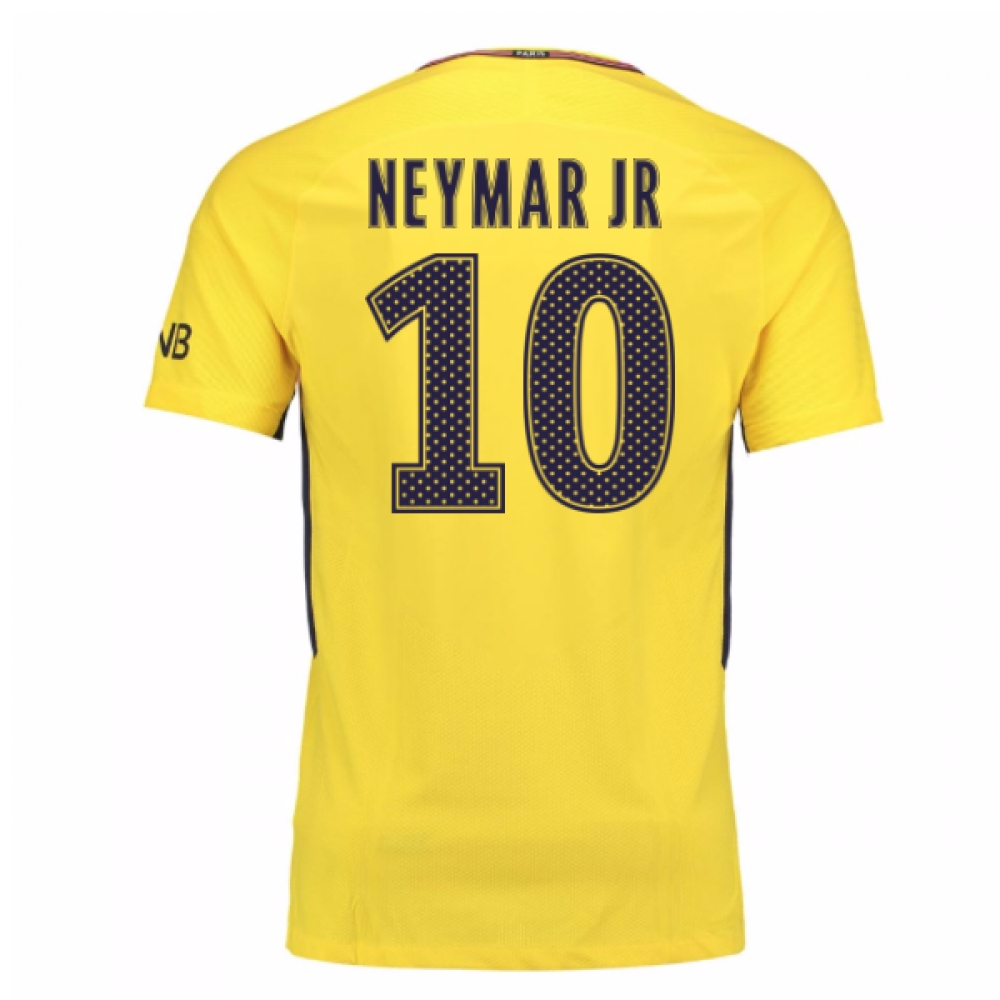 2017-18 PSG Away Shirt (Neymar Jr 10)