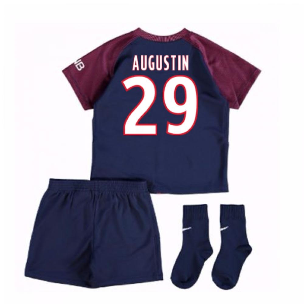 2017-18 Psg Home Baby Kit (Augustin 29)
