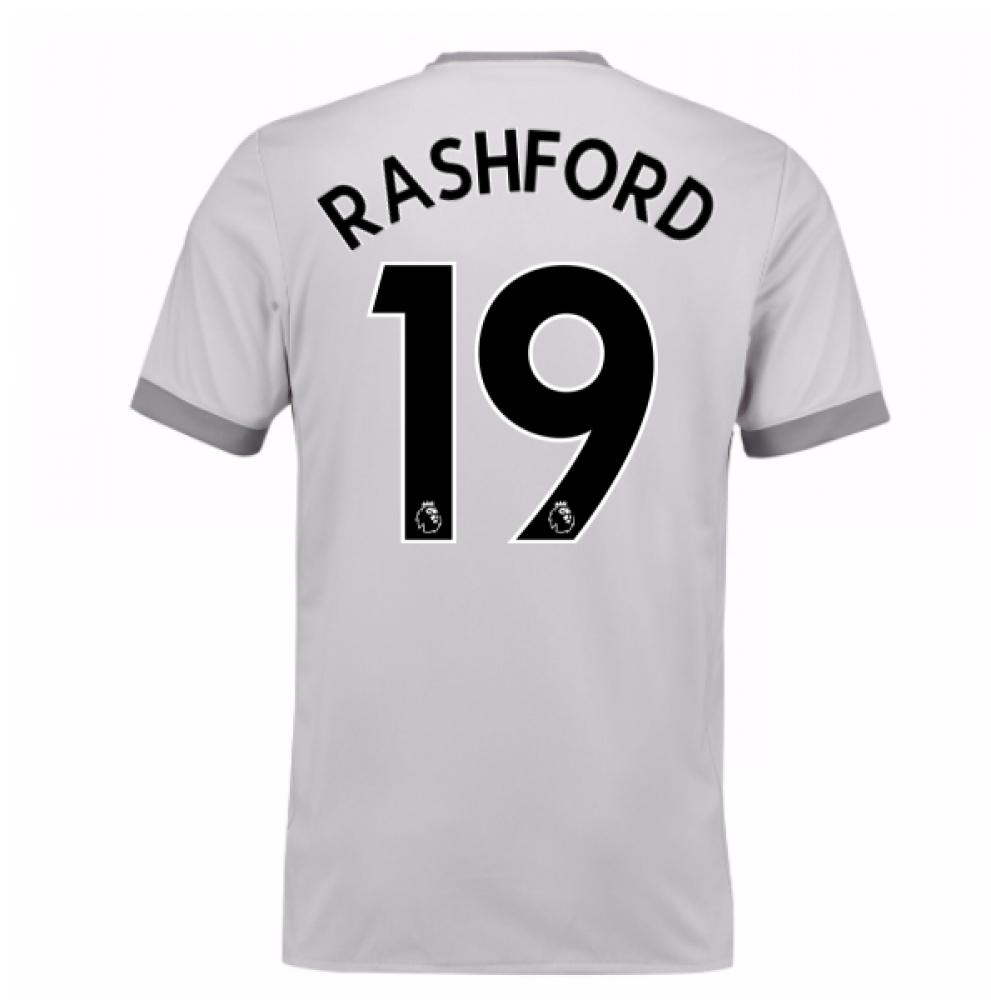 2017-2018 Man United Third Shirt (Rashford 19)