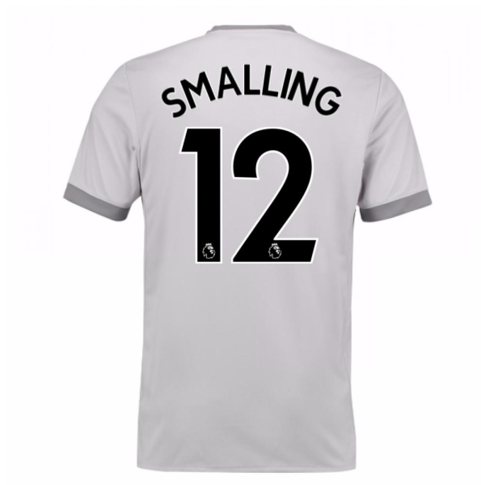 2017-2018 Man United Third Shirt (Smalling 12) - Kids
