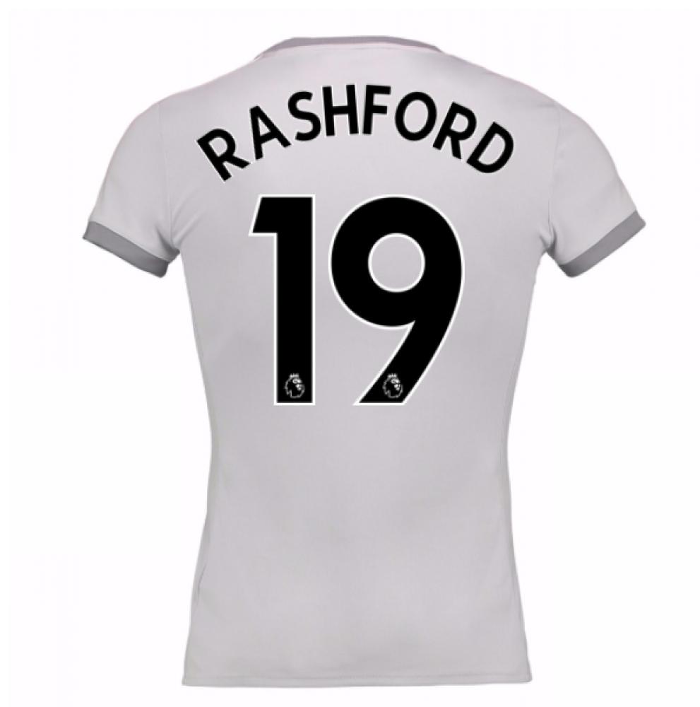 2017-2018 Man United Womens Third Shirt (Rashford 19)