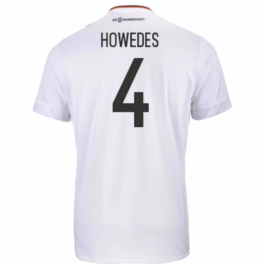2017-18 Germany Home Shirt (Howedes 4)