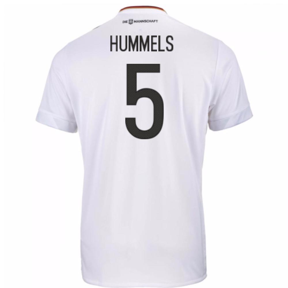 2017-18 Germany Home Shirt (Hummels 5)