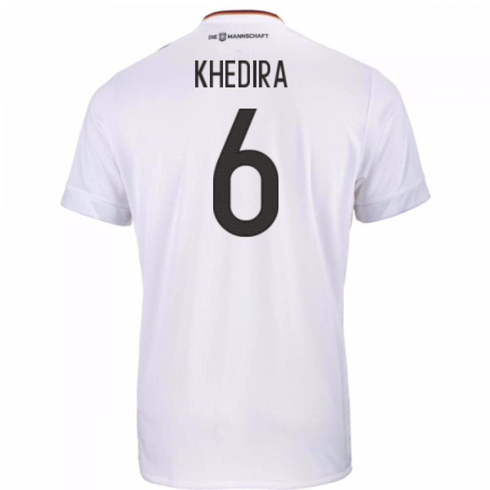 2017-18 Germany Home Shirt (Khedira 6)