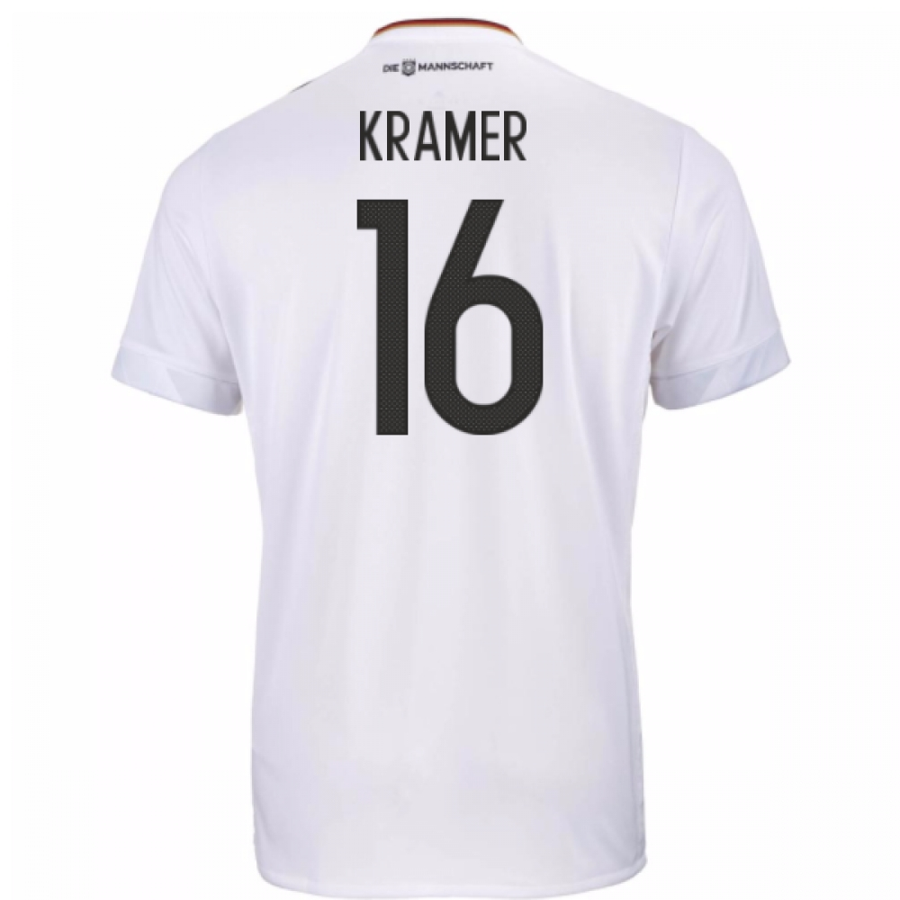 2017-18 Germany Home Shirt (Kramer 16)