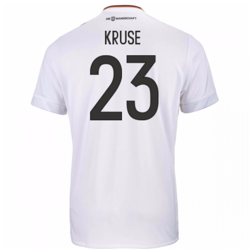 2017-18 Germany Home Shirt (Kruse 23)