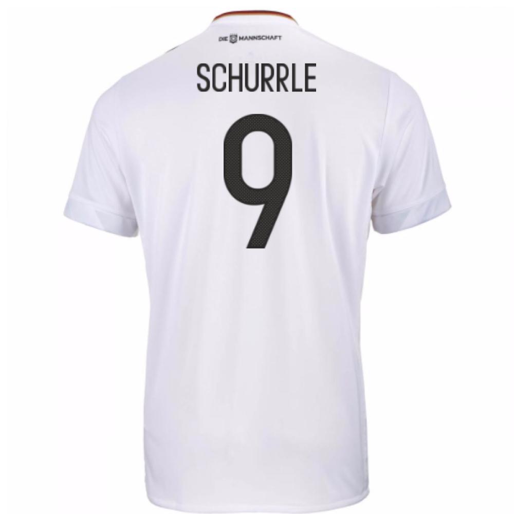 2017-18 Germany Home Shirt (Schurrle 9)
