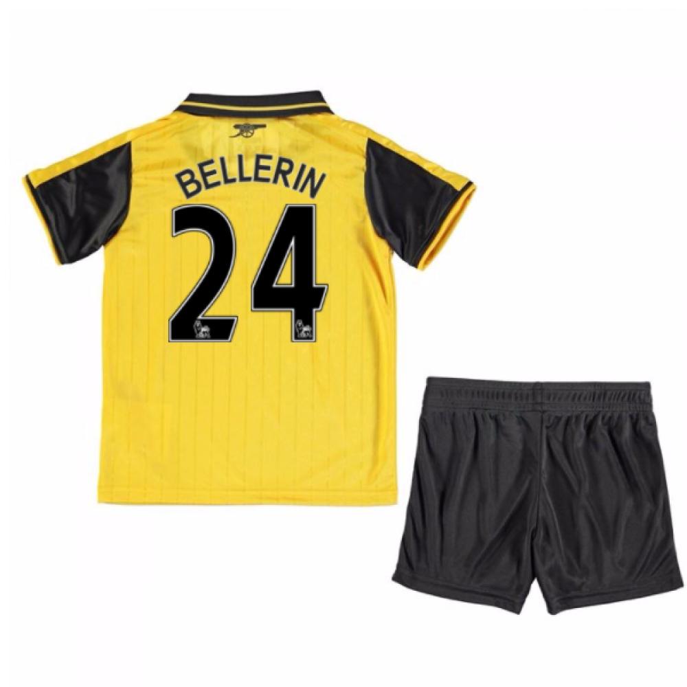 201617 Arsenal Away Mini Kit (Bellerin 24)