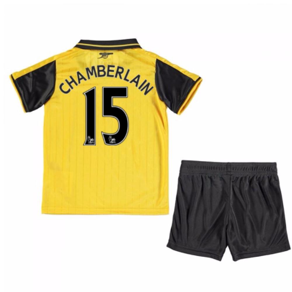 201617 Arsenal Away Mini Kit (Chamberlain 15)