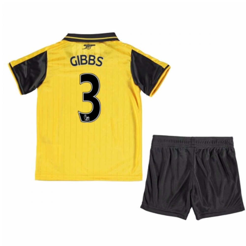 201617 Arsenal Away Mini Kit (Gibbs 3)