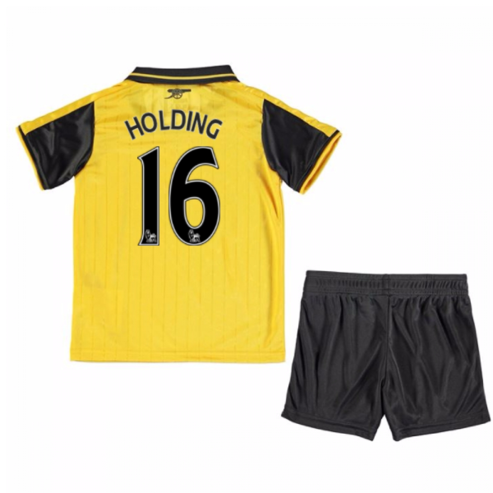 201617 Arsenal Away Mini Kit (Holding 16)