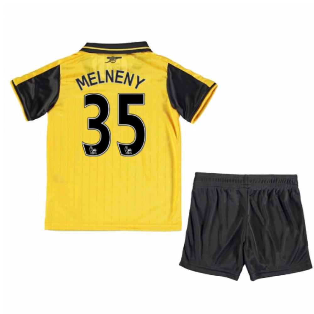 201617 Arsenal Away Mini Kit (M.Elneny 35)
