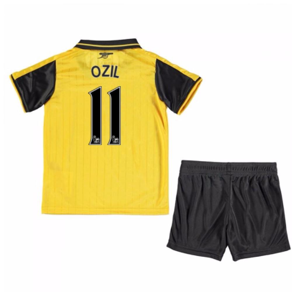 201617 Arsenal Away Mini Kit (Ozil 11)