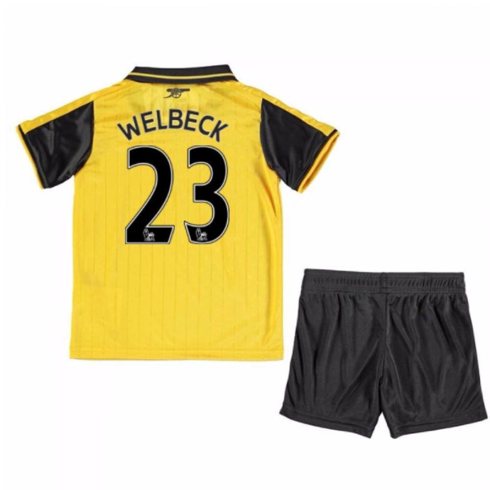 201617 Arsenal Away Mini Kit (Welbeck 23)