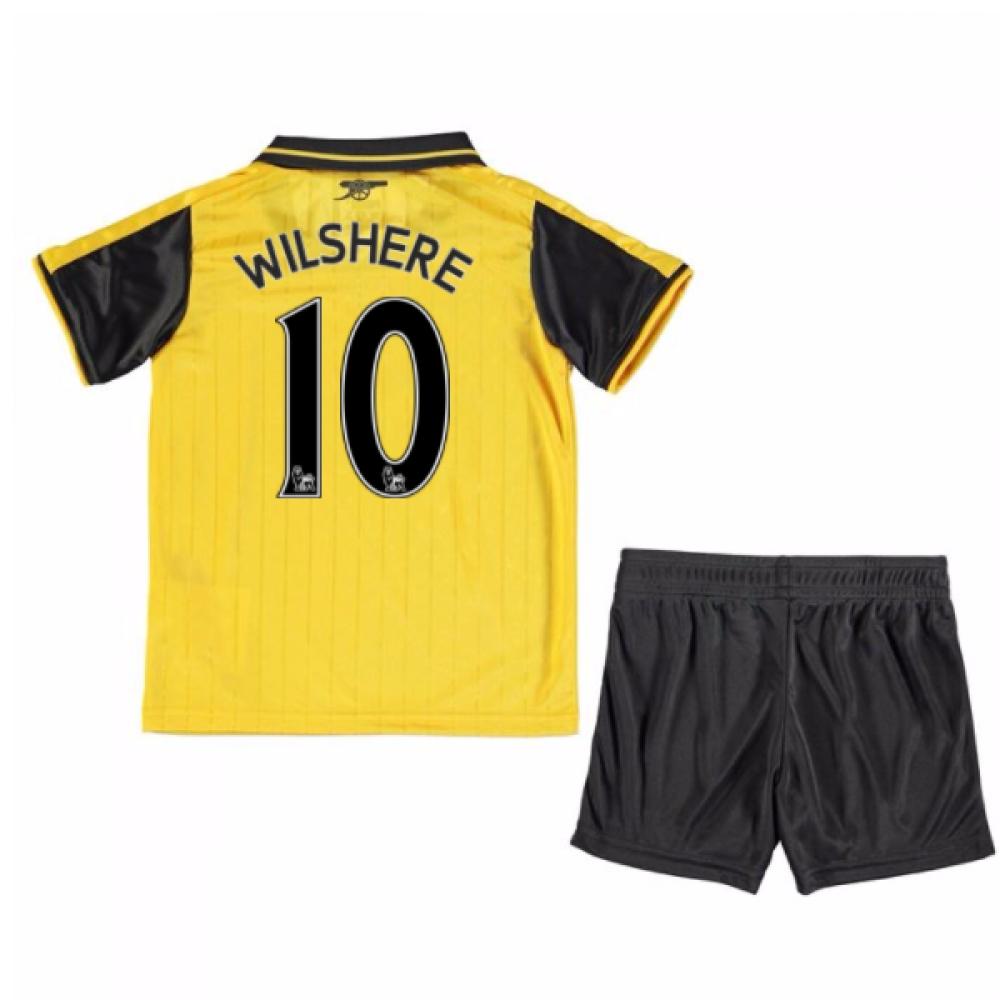201617 Arsenal Away Mini Kit (Wilshere 10)