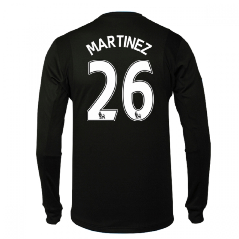 201617 Arsenal Home Goalkeeper Shirt (Martinez 26)