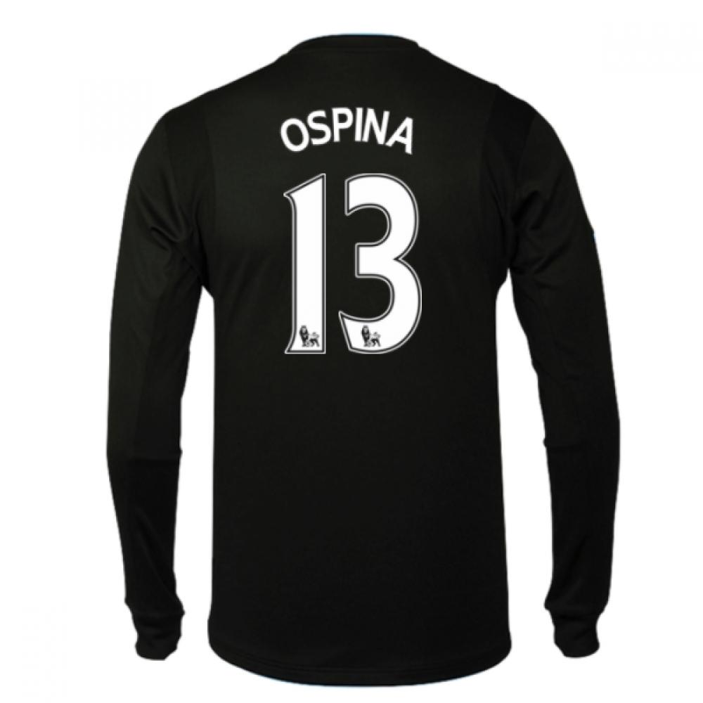 201617 Arsenal Home Goalkeeper Shirt (Ospina 13)