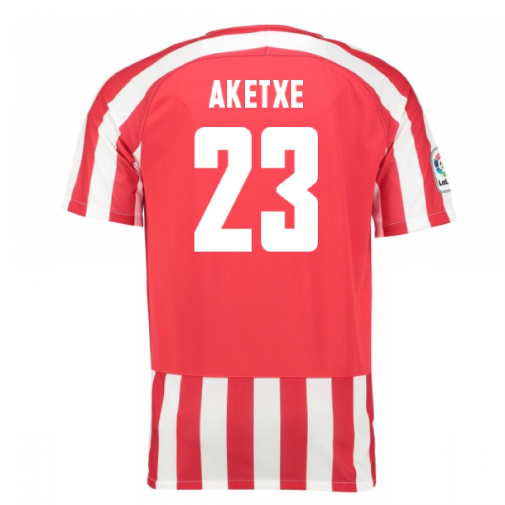 2016-17 Athletic Bilbao Home Shirt (Aketxe 23)