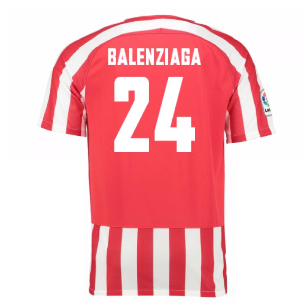 2016-17 Athletic Bilbao Home Shirt (Balenziaga 24)