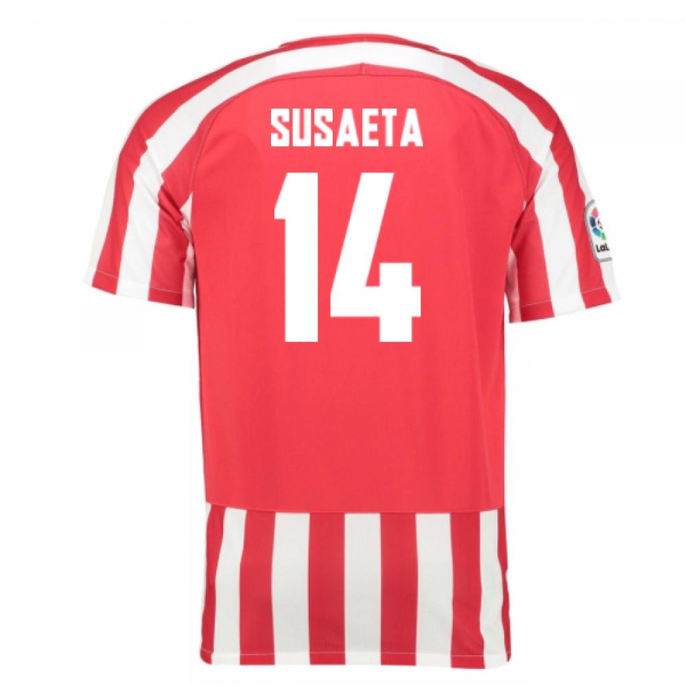 2016-17 Athletic Bilbao Home Shirt (Susaeta 14)
