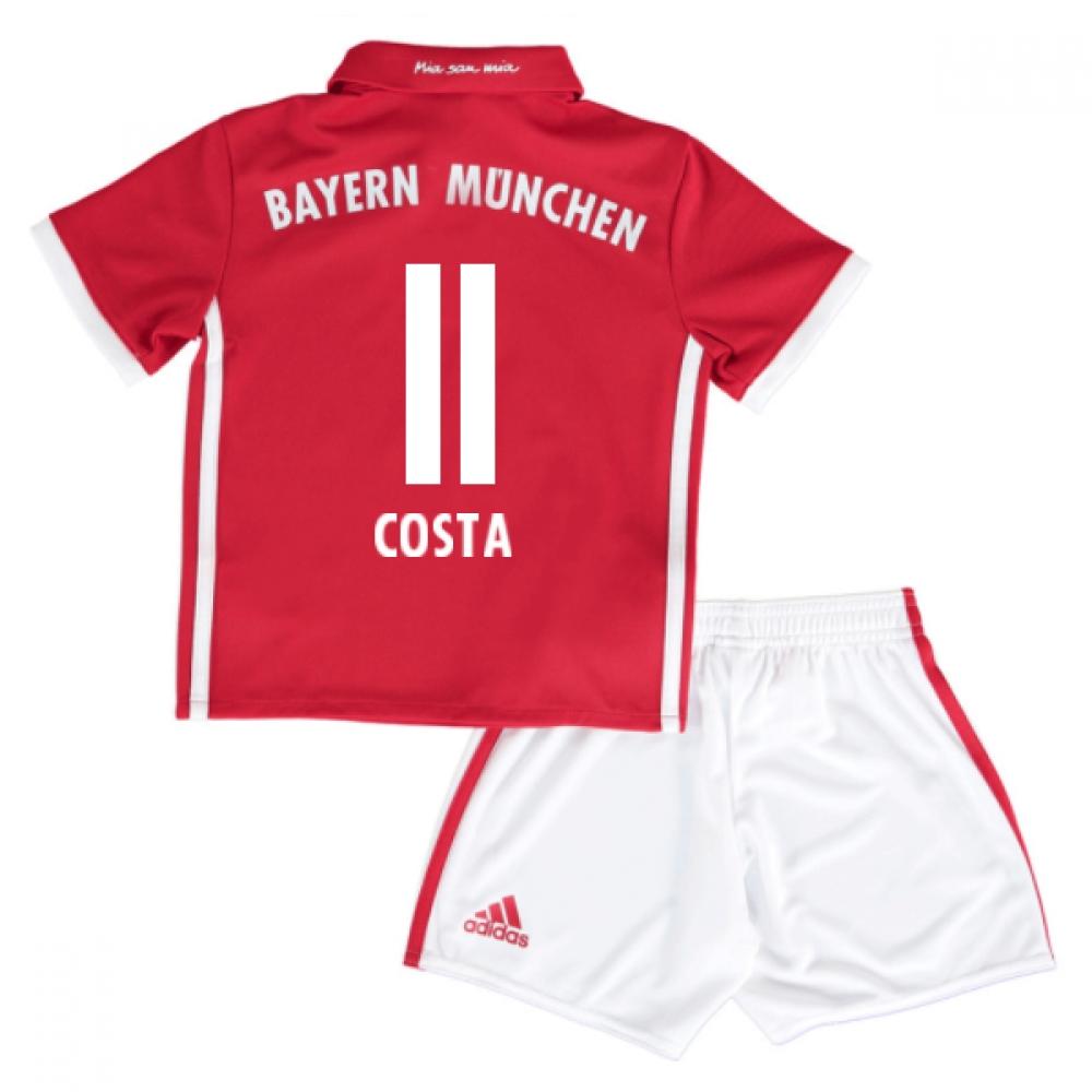 2016-17 Bayern Munich Home Mini Kit (Costa 11)