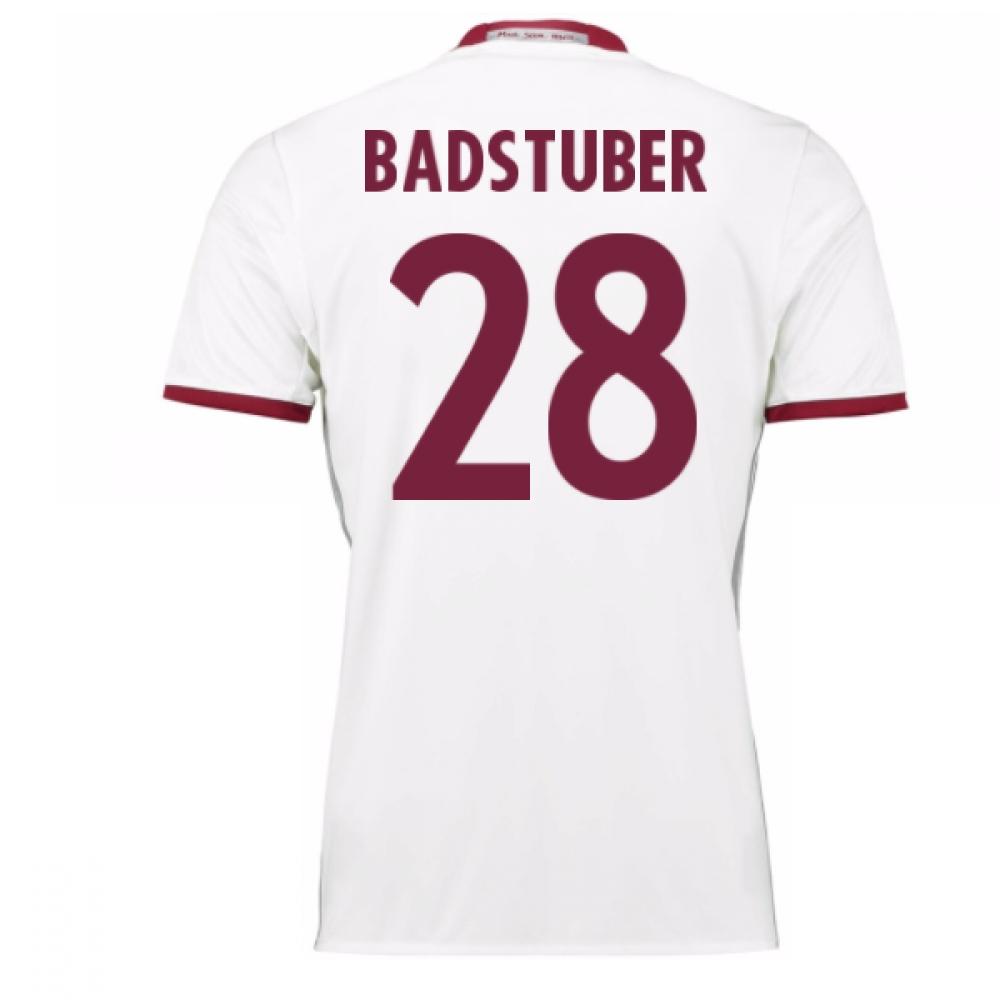 2016-17 Bayern Munich Third Shirt (Badstuber 28)