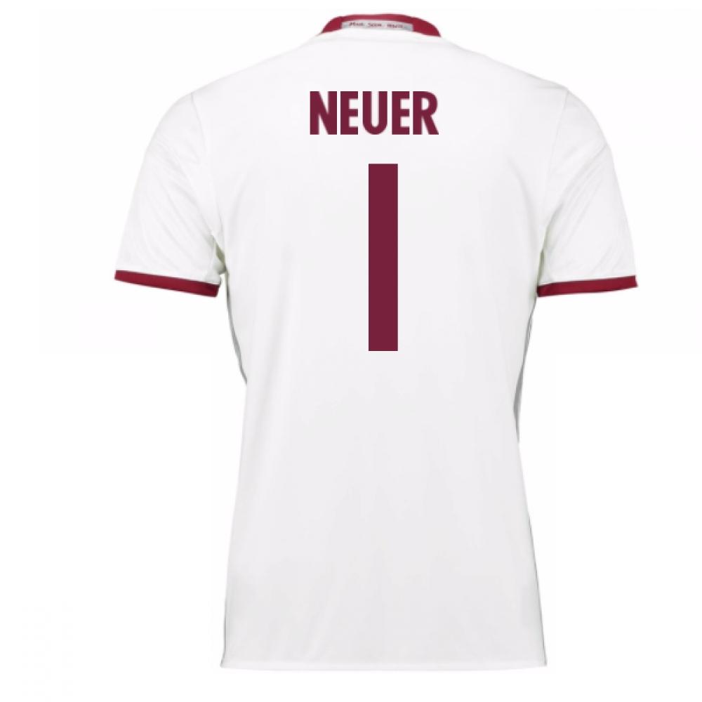 2016-17 Bayern Munich Third Shirt (Neuer 1)
