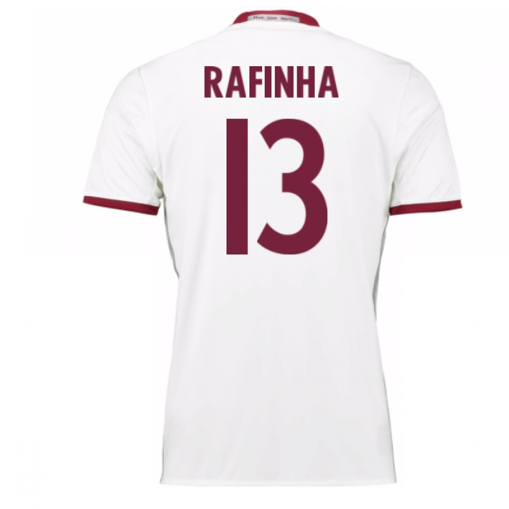 2016-17 Bayern Munich Third Shirt (Rafinha 13)