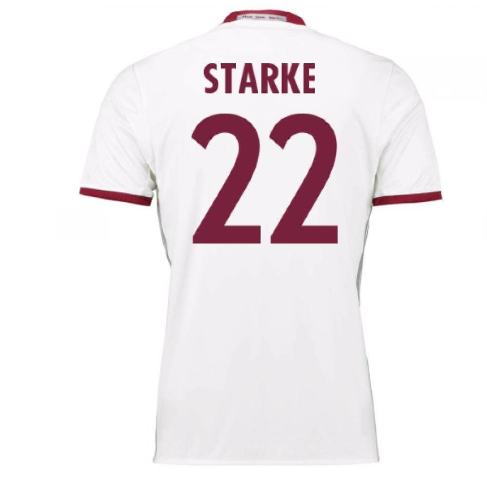 2016-17 Bayern Munich Third Shirt (Starke 22)