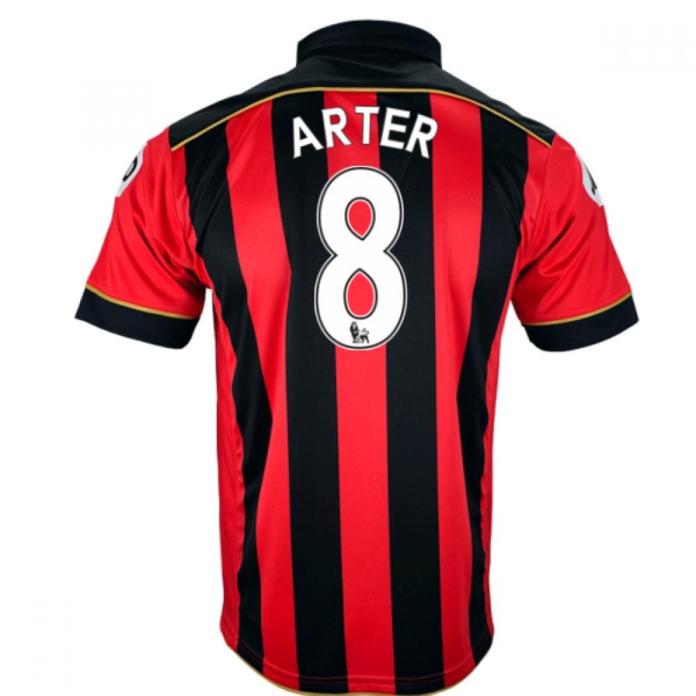 2016-17 Bournemouth Home Shirt (Arter 8)