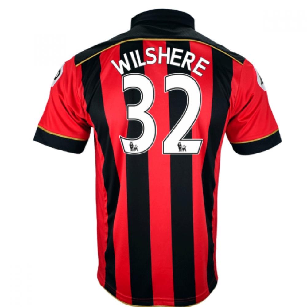 2016-17 Bournemouth Home Shirt (Wilshere 32)