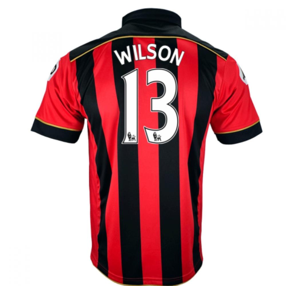 2016-17 Bournemouth Home Shirt (Wilson 13)