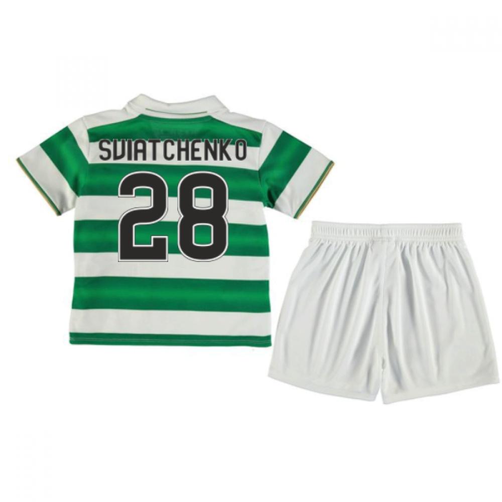 2016-17 Celtic Home Mini Kit (Sviatchenko 28)