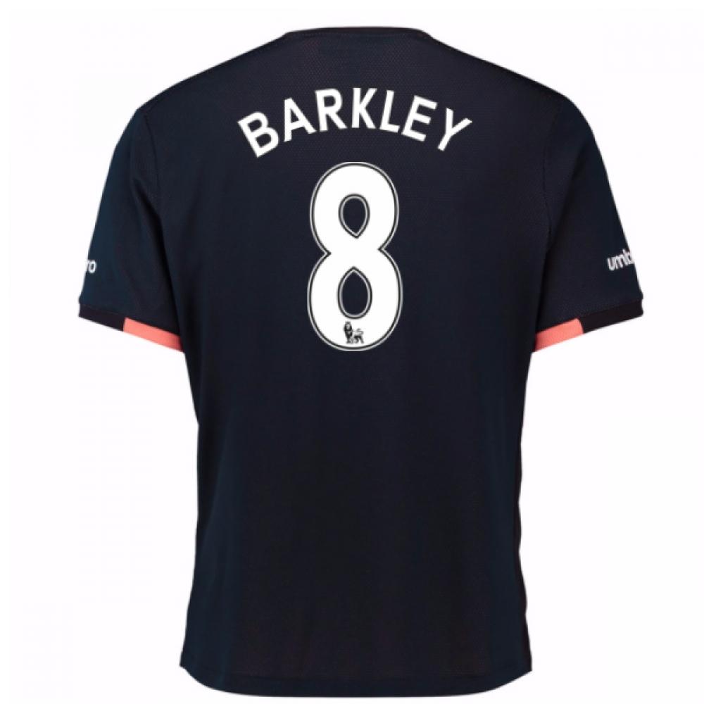 2016-17 Everton Away Shirt (Barkley 8)