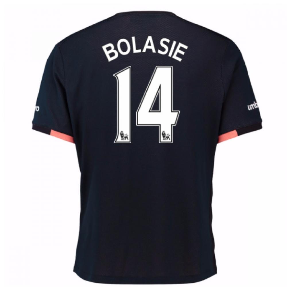 2016-17 Everton Away Shirt (Bolasie 14)
