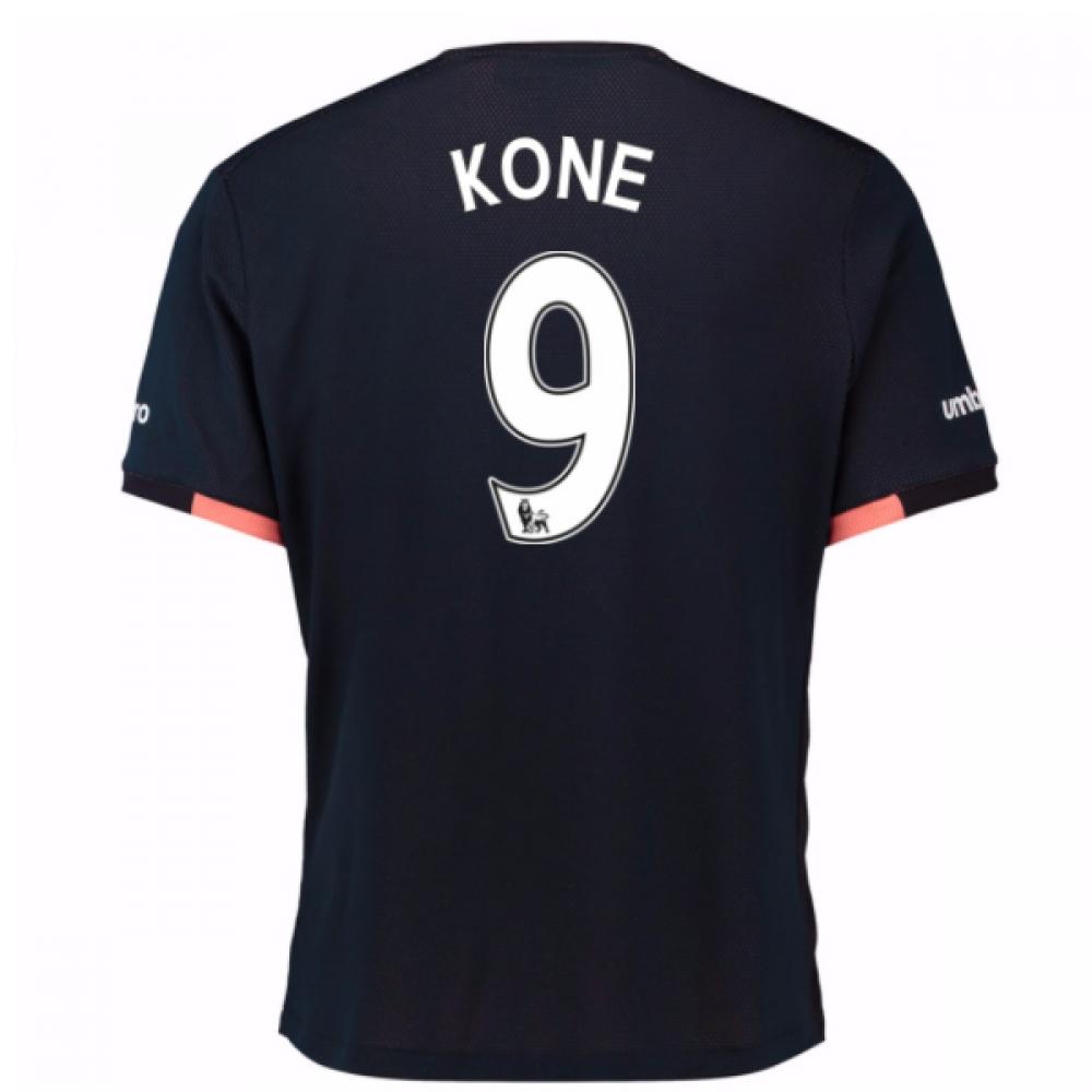2016-17 Everton Away Shirt (Kone 9)