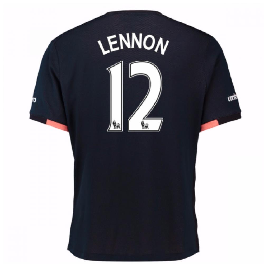 2016-17 Everton Away Shirt (Lennon 12)
