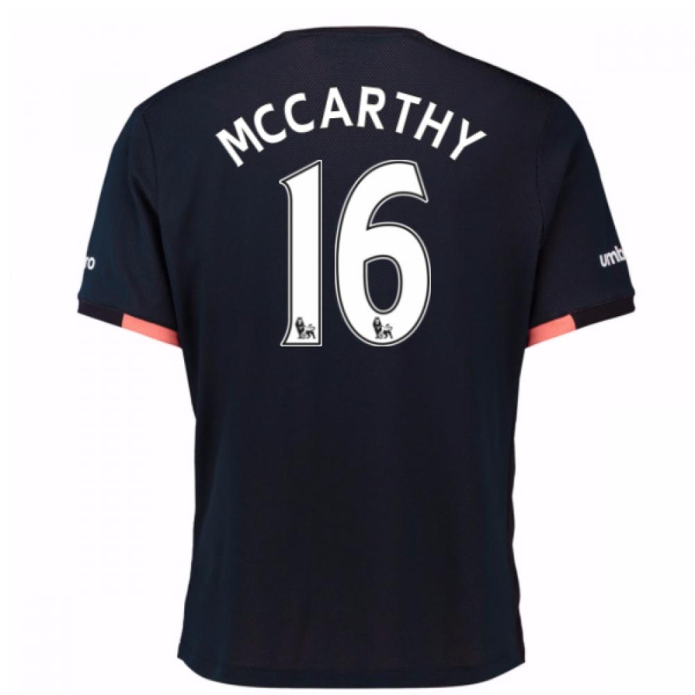 2016-17 Everton Away Shirt (MCCarthy 16)