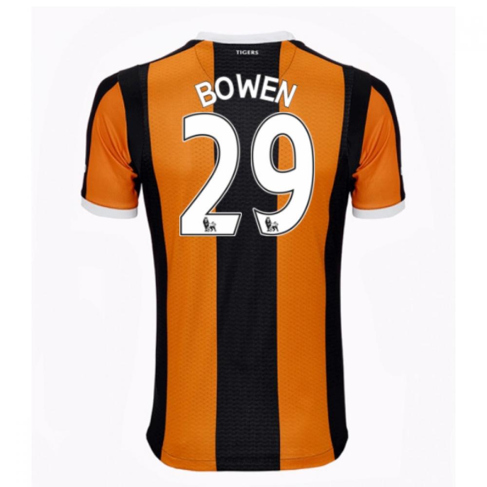 201617 Hull City Home Shirt (Bowen 29)